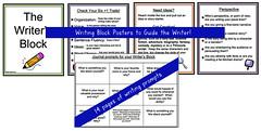 Create a writing center! (CHSH - Christian Home School Hub) Tags: creativewriting chsh chshteach writers block writing prompts