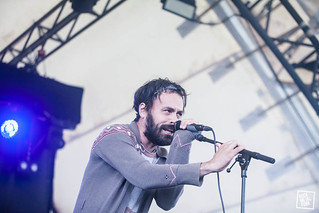 Mewithoutyou at ArcTanGent Festival 2016 // Shot by Graham Berry