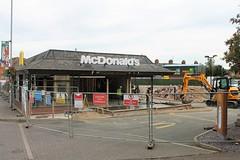 McDonald's Major Refurbishment Rebuild Melton Mowbray Leicestershire (@oakhamuk) Tags: mcdonalds major refurbishment rebuild melton mowbray leicestershire httpmartinbrookesblogspotcouk201609mcdonaldsmajorrefurbishmentrebuildhtml