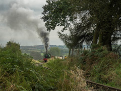 Foxfield Railway (Ben Matthews1992) Tags: foxfield railway steam locomotive loco engine staffordshire england hunslet 060 austerity 1950 whiston saddletank