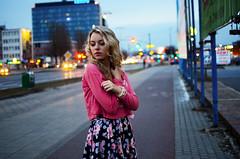 Alive (julagrunwald) Tags: girl 35mm photography nikon modeling hobby blonde passion nikkor 18 gdansk agata julka grunwald modelka d5100 ptasinska blondynk