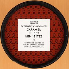CARAMEL CRISPY MINI BITES (Leo Reynolds) Tags: xleol30x squaredcircle lid sqset112 canon eos 40d xx2015xx sqset
