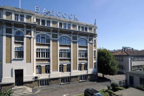 Installé dans les anciens bâtiments administratifs, le pôle fiduciaire de la Banque de France ouvrira en 2017 © W. Vainqueur