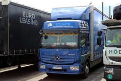 "Mercedes Atego MP4 "" KOZARYN "" (PL) (magicv8m) Tags: transport trans lkw tir"