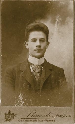 Wymysłów, ok. 1900r.