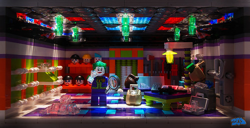Lego : The Joker Chamber