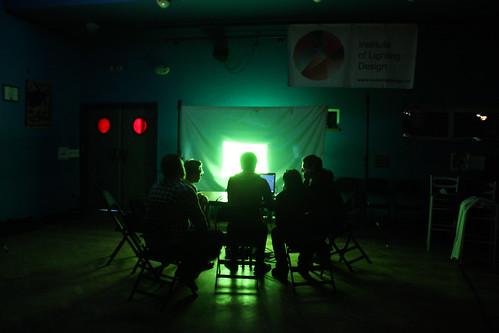 "WORKSHOP: Percepce lidského oka / Video jako zdroj světla na divadle • <a style=""font-size:0.8em;"" href=""http://www.flickr.com/photos/83986917@N04/16900001079/"" target=""_blank"">View on Flickr</a>"