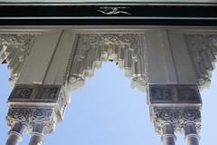 Deco Arches (lefeber) Tags: california architecture island catalina columns arches casino porch artdeco pillars avalon colonnade