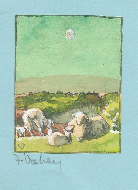 Vahey F. Christmas card no. 5.