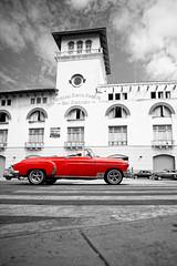 Cuba 0561pop (losicar) Tags: old classic cars havana cuba retro 1950s classiccars backintime