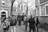 Red Light District Protest 03 (Noonski) Tags: life street windows light red bw white black amsterdam district protest prostitution ramen prostitutes 1012 hookers wallen bordeel