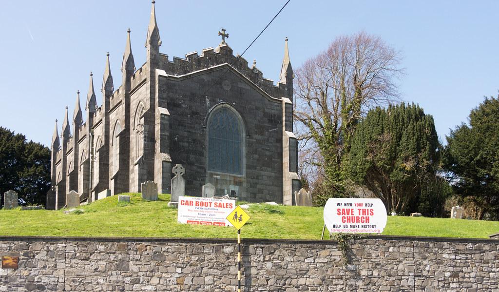 ST. COLUMBA'S CHURCH IN SWORDS [April 2015] REF-103349