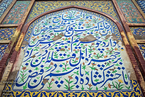 Walled City Lahore - Mosque Wazir Khan