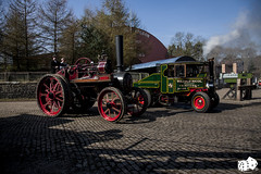 GNSF Beamish 053 (craigelias1) Tags: museum great traction engine fair steam beamish roller locomotive northern waggon 2015 gnsf