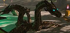 014 Fantasy Fair 2015-Sylvan of Spells - Sylvan Lake Snake (mondi.beaumont) Tags: light nature magic avatar fair avi sl fantasy secondlife far sylvan mystic rfl relayforlife elven 2015