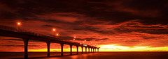20160713_8458_1D3-26 Red Sky at Morning (195/366) (johnstewartnz) Tags: 1dmark3 1dmarkiii canonapsh newbrightonbeach newbrightonpier newzealand redsky 1740 1740mm 1d3 apsh canon eos dawn pier sunrise project366 onephotoaday onephotoaday2016 366the2016edition 3662016 day195366 13jul16 yabbadabbadoo unlimitedphotos 100canon yabbadabadoo ef1740mmf4lusm 7dwf