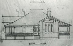 Nareemah, 68 Belmore Road, Lorn, N.S.W. (maitland.city library) Tags: maitland newsouthwales lorn conservation planning study city council department environment wayne perry 1985 houses homes architecture buildings 52 nareemah 68 belmore 1896 pender jw architect