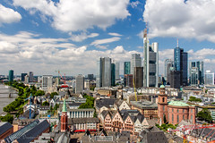 Skyline Frankfurt am Main (Lothar Drewniok) Tags: germany cityscape architektur alemania frankfurtammain rmerberg rmer paulskirche lichtundschatten rmerfrankfurt lothardrewniok