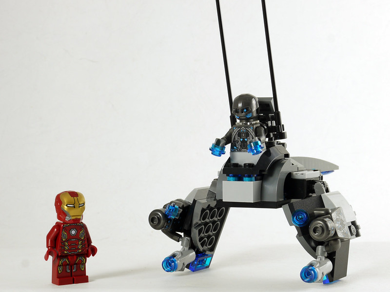 76029 Iron Man vs. Ultron