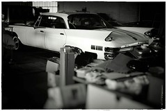 Chrysler 1961 (Brice L) Tags: vintage newyorker american chrysler oldcar