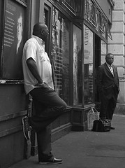 2011-08-11 ,  2011. Mamiya-007 (Yuriy Sanin) Tags:        yuriy sanin blackandwhite negro double london    iskra