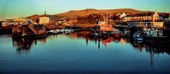 girvan harbour (Duncan the road rebel) Tags: girvanharbour girvan harbour boat boats lifeboat lifeboats scotland scottish scottishlandscape scotlandslandscape coastline scotlandscoastline fishingboats