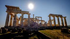 Aigina Island, Greece (Ioannisdg) Tags: ioannisdg greece flickr gofaigina aigina island ioannisdgiannakopoulos nisi attica gr summer aegina travel 500px vacation ancient temple sun greatphotographers