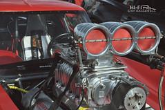 Adequately Powered Vette (Hi-Fi Fotos) Tags: car race speed nikon extreme engine fast chevy pro motor corvette built vette horsepower blower hirise d5000 hallewell hififotos