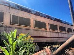 (always_exploring) Tags: abandoned union pacific train