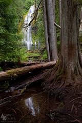 Proxy Pool (Andrew Kumler) Tags: proxy falls oregon three sisters wilderness kumler andrew reflection
