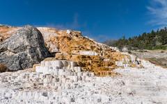 Palette Spring 2 (Morten Kirk) Tags: mortenkirk morten kirk mammoth hot springs yellowstone national park ynp usa 2016 sony a7rii a7r ii sonya7rii ilce7rm2 zeiss batis 25mm f2 225 distagon batis225 batis25mmf2 zeissbatis225 palette spring