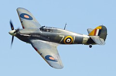 G-BKTH (Z7015) Hawker Sea Hurricane Mk1 Royal Navy Fleet Air Arm. (Dave Russell (1.5 million views thanks)) Tags: 7l z7015 gbkth shuttleworth trust collection hawker sea hurricane military fighter aircraft aeroplane airplane plane flying aviation rn royal navy vehicle old warden display august 2016 england preserved vintage classic ww2 world war two outdoor naval faa fleet air arm squadron