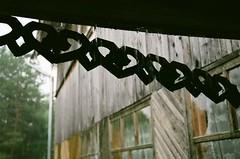 Raindrops (VelannaRay) Tags: film light home rain wonder water mood outdoor color calmness nature