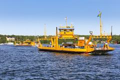 Rindfrjan (Anders Sellin) Tags: skrgrd svartlga bt hav sverige sweden vatten vaxholm archipelago baltic boat frja rind sea sj stockholm vgfrja water stersjn