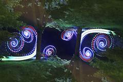 Anemonight (Hugo Baptista) Tags: lightpainting longexposure camerarotation spiral