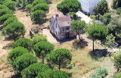 Palmela (hans pohl) Tags: portugal setubal palmela houses maisons abandonn abandoned ruines arbres trees nature windows fentres toits roofs