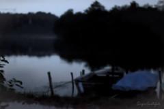 Trezzo sull'Adda (Milano) (Shooting in RAW) Tags: paesaggio panorama lago fiume bianconero barche alberi acqua d3100 dipinto disegno nikon nef nero luce raw