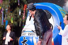 Independence Day: Resurgence Japan Premiere: Jeff Goldblum (Dick Thomas Johnson) Tags: japan tokyo minato roppongi      roppongihills  roppongihillsarena  movie film premiere moviepremiere event   japanpremiere independencedayresurgence  jeffgoldblum   darumadoll daruma dharmadoll dharma