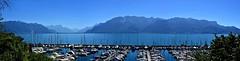 Port de la Pichette (Diegojack) Tags: nikon nikonpassion d7200 paysages lac lman panorama lavaux port bateaux pichette saintsaphorin