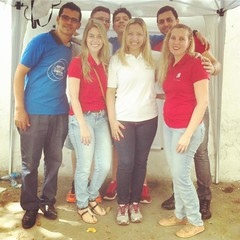 Muito comprometimento envolvido! #Queridos #Meus #Fundamentais #EquipeMonitoria #DamsioRecife (Claudia Magda) Tags: instagramapp square squareformat iphoneography uploaded:by=instagram rise