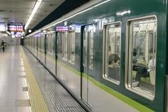 Kyoto Bokeh Night Train () Tags:        nikon d800 sigma 50mm 14 art gion kyoto japan street photography train