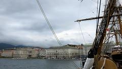 (Cristina Birri) Tags: trieste friuliveneziagiulia mare sea nave ship veliero amerigovespucci sailingship vele alberi legno piazza rive unitditalia