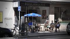 Munich Boulangerie (Andreas Winterer) Tags: streetphotography caf munich mnchen schwabing boulangerie