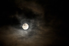 sun of the night sky (Magdelaine L Photography) Tags: moon fullmoon luna lunar sky nightsky nighttime outdoors nature outside clouds cloudy night glow shine dslr sonydslr sony rawphotography raw photography amateur