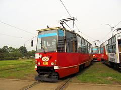Konstal 105Na, #552, Tramwaje lskie (transport131) Tags: tram tramwaj bdzin t kzk gop konstal 105na zajezdnia depot