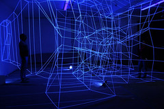 Degrees of Freedom (descala) Tags: dof path installation portal quantumphysics quantummechanics paralleluniverse 3ddrawing paralleluniverses degreesoffreedom sabrinabarrios arternatereality