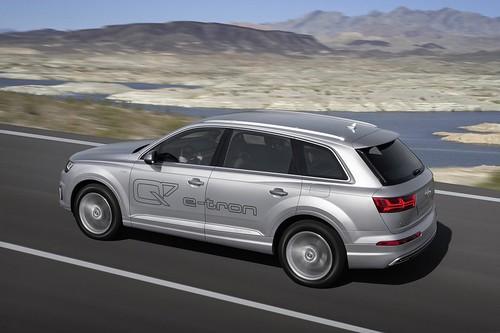 Audi Q7 e-tron 2.0 TFSI quattro
