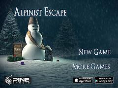逃出登山小屋(Alpinist Escape)