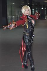 Hyperion Gunslinger (Ibrahim D Photography) Tags: yayahan cosplay hyperiongunslinger aion lscc londonsupercomiccon aionhyperiongunslinger gaming london comiccon cosplayer