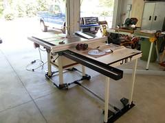 Charles Ragan - DIY Table Saw Guide Rails 02